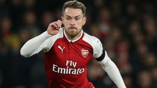 Man Utd prepare offer for Arsenal midfielder Ramsey
