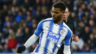 Huddersfield striker Mounie: We need to keep fighting