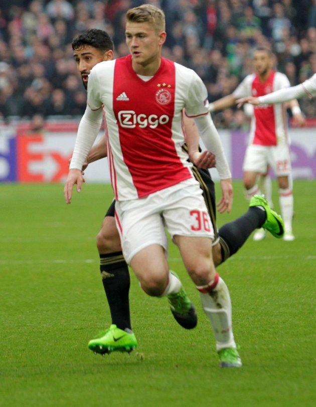 Man City boss Guardiola: Could De Ligt, Kluivert be leaving Ajax too soon...?
