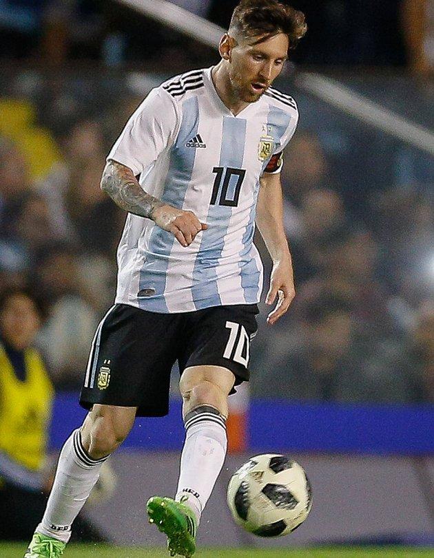 REVEALED: Messi's dismal match stats for Argentina shocker