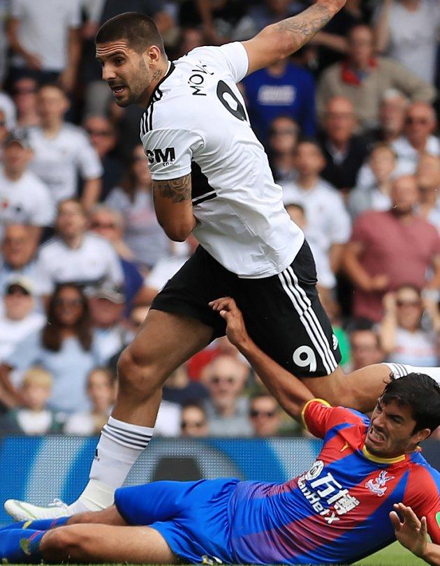 Fulham goalscorer Mitrovic hails teammates after Watford draw