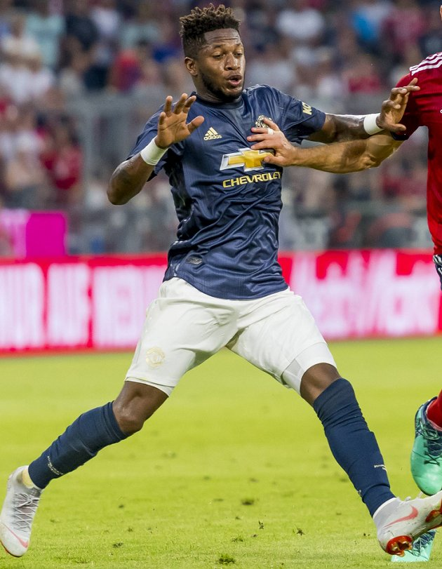 Gilberto: Fred has joined Man Utd at difficult time