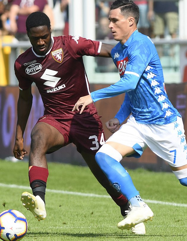Ola Aina happy with form as Torino thump Sampdoria