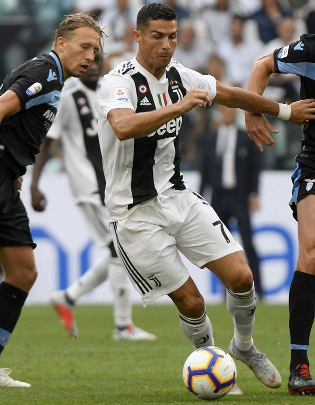 Trezeguet: Juventus signing Ronaldo surprised me
