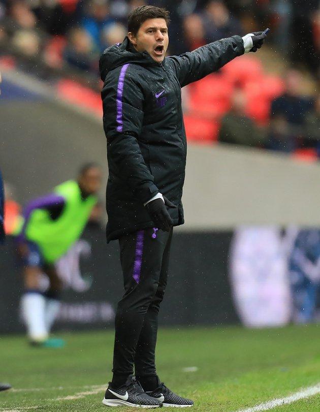 Pochettino admits Tottenham have no money for January signings