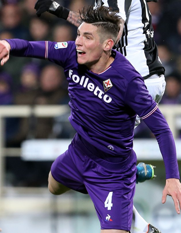 Exclusive: Ex-Fiorentina scout Bertuzzi says Man Utd target Milenkovic ready for Premier League