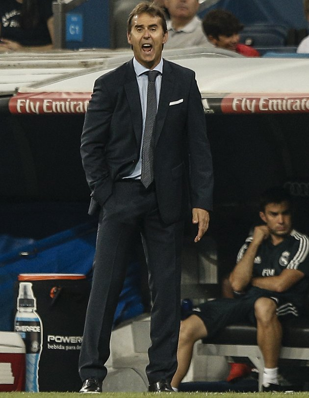 Real Madrid coach Julen Lopetegui: My job last thing on my mind