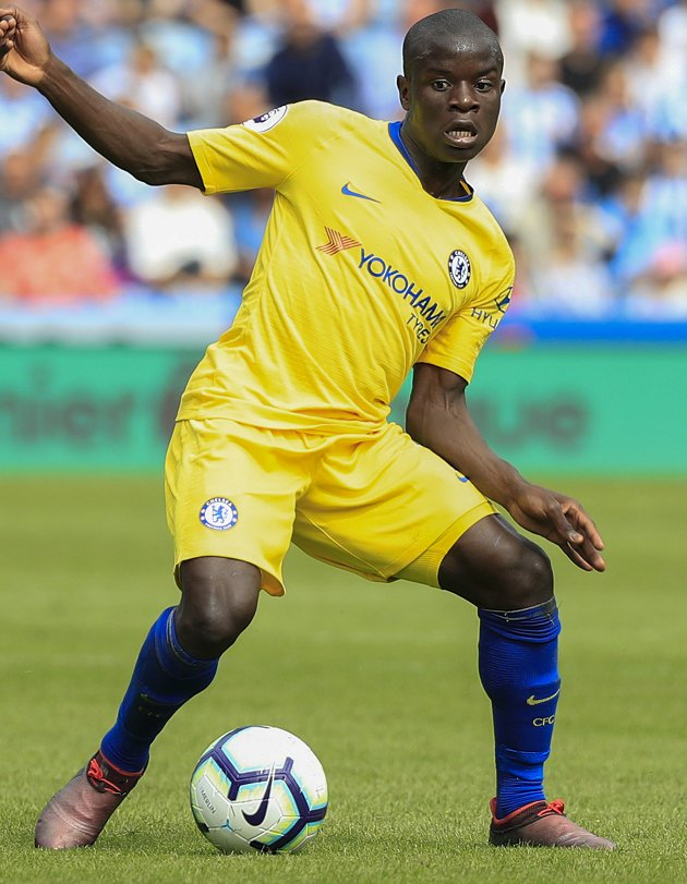 Chelsea push Kante to ink terms as crisis club Real Madrid turn up heat