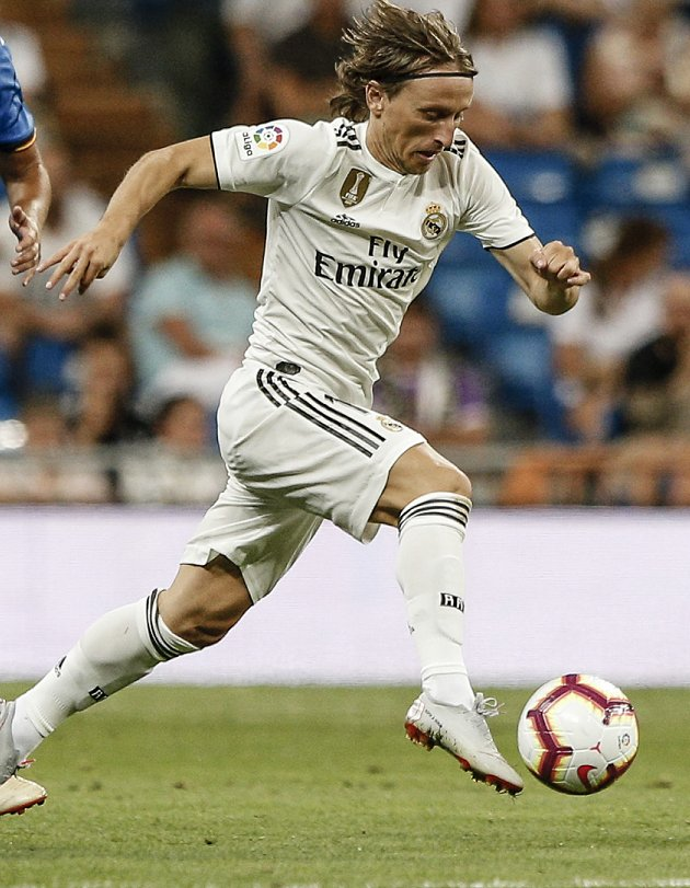Real Madrid ace Modric: Speaking in public worse than taking penalties!