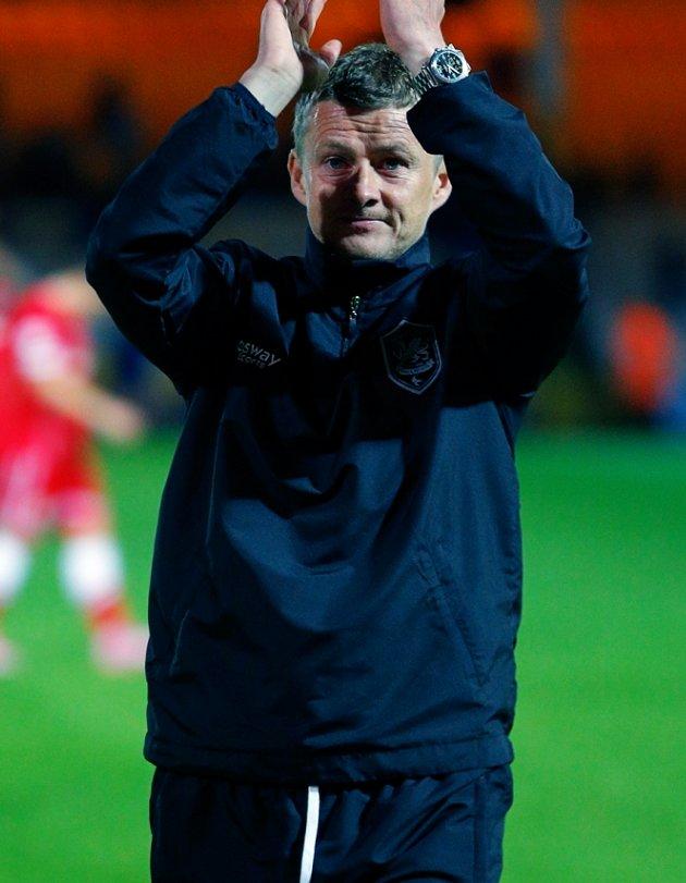 Molde explain 'lending' Solskjaer to Man Utd