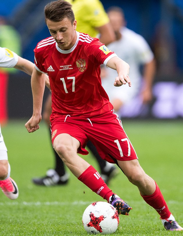 Man Utd boss Mourinho full of praise for Arsenal target Golovin