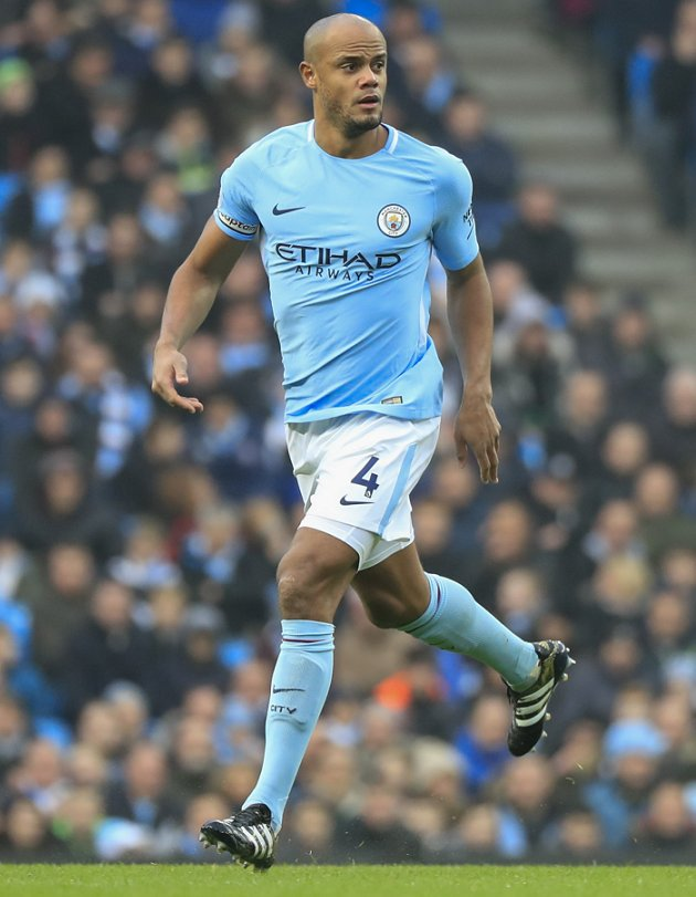 Kompany's personal title triumph: Why the captain is Man City's story of the season