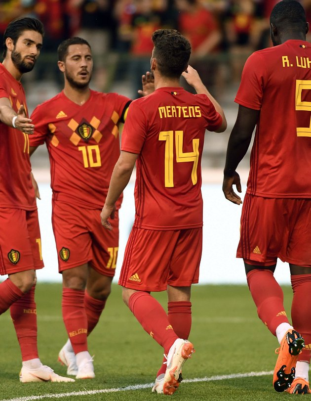 Upset Hazard: I prefer to lose with this Belgium, than win with that France