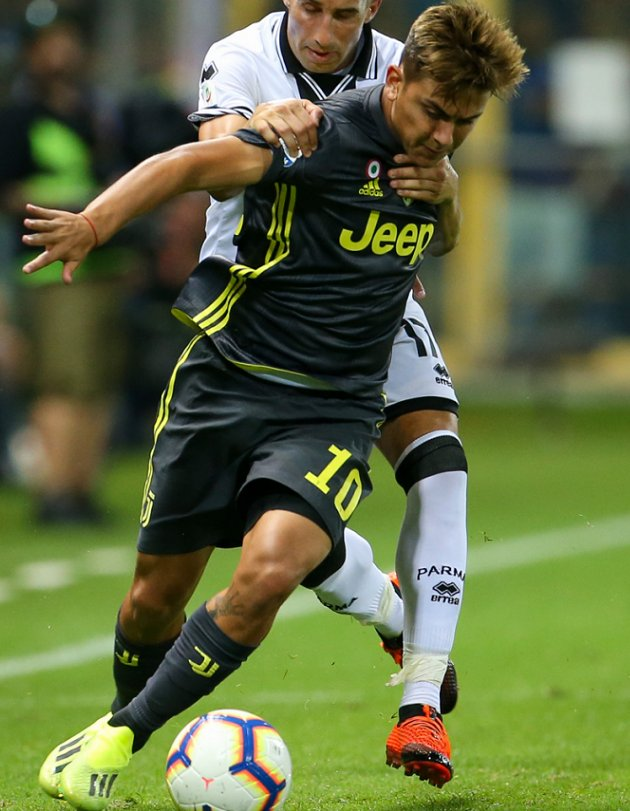 Juventus matchwinner Dybala: Dream come true to do this at Old Trafford