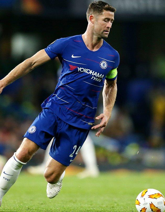 Chelsea boss Sarri opens door to Cahill exit: It's up to him