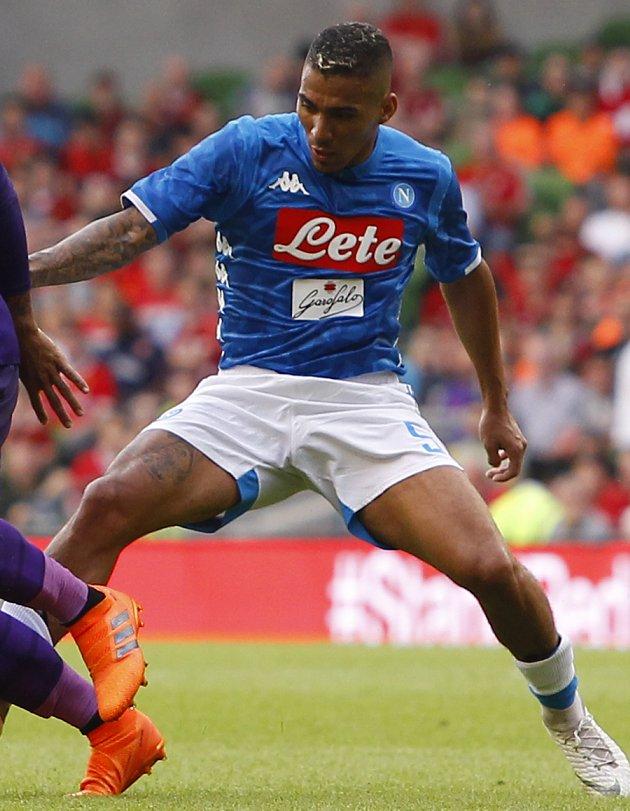 Napoli midfielder Allan: Players enjoying Ancelotti ...