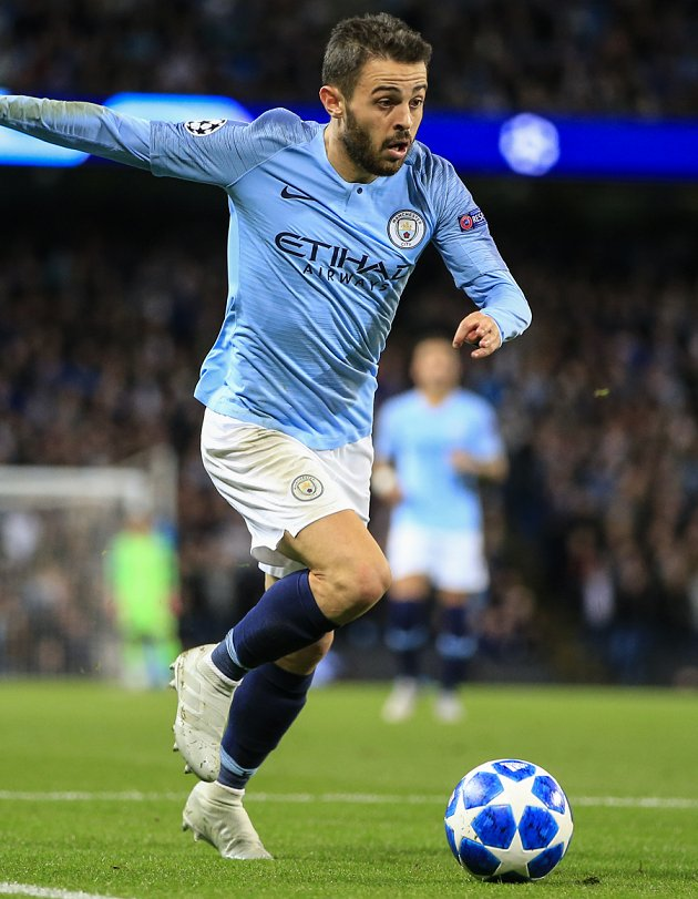 Man City midfielder Bernardo Silva: Did Man Utd make offer?