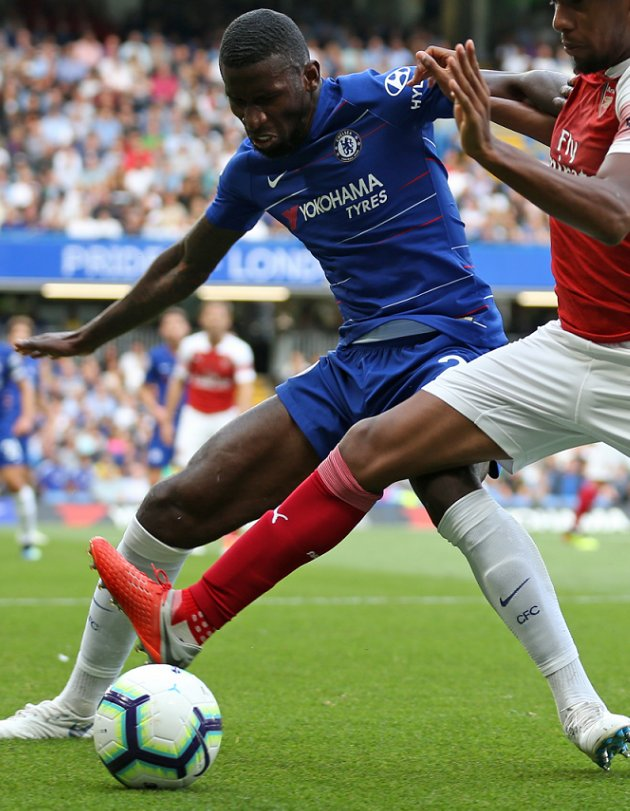 Chelsea defender Toni Rudiger slams UEFA: You must do more