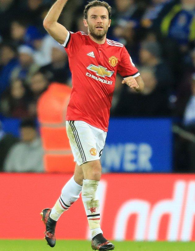 Valencia keen to re-sign Man Utd midfielder Juan Mata