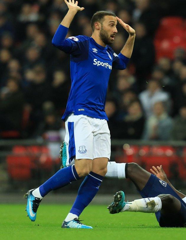 Ekoku convinced Tosun will star with Everton