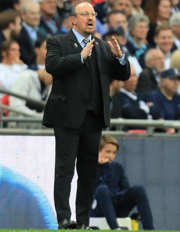 Newcastle boss Benitez: Takeover no distraction