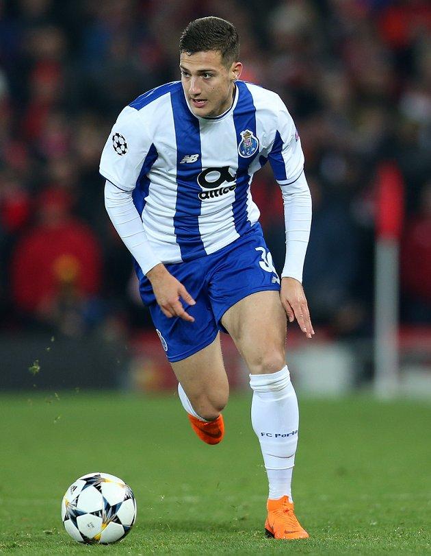 Porto defender Fonseca: Dalot deserves Man Utd move