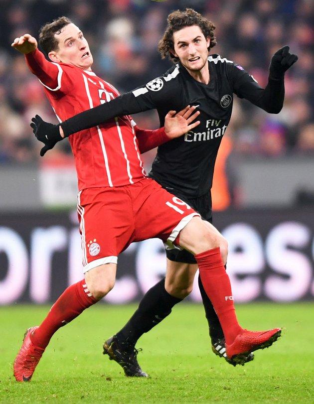 Mum offers PSG whiz Rabiot to Man Utd, Barcelona