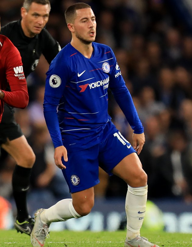 Chelsea ace Eden Hazard: The three best seasons  of my career...
