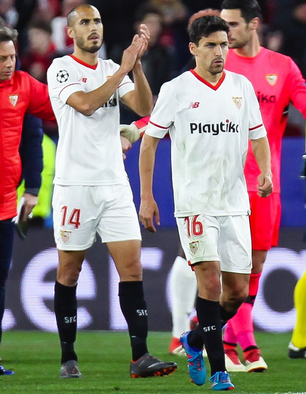 Sevilla striker Andre Silva delighted with Real Madrid thumping