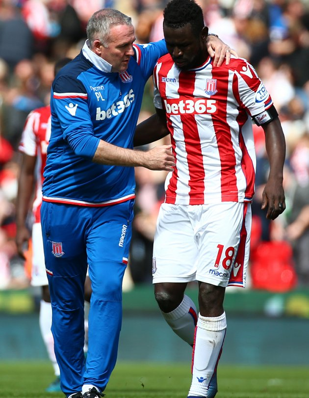 ​Boss Lambert warns wantaway Stoke players