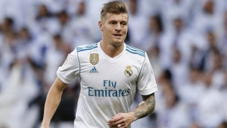 ​Man Utd line-up four alternatives in case Kroos deal falls through