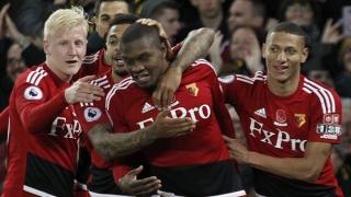 Watford striker Isaac Success buzzing after Cup goal