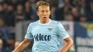 Lazio midfielder Lucas Leiva: I'm not thinking about next move