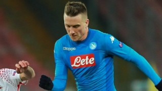 New Napoli deal settled for Piotr Zielinski