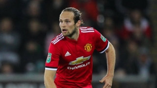 Man Utd boss Mourinho: I would like to say a big thank you to Daley Blind