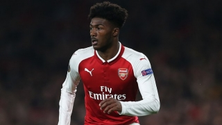 Arsenal boss Emery organised full-blown bounce game: Maitland-Niles, Ozil feature