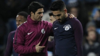 Arsenal boss Arteta happy for Man City: They deserve to be in Champions League