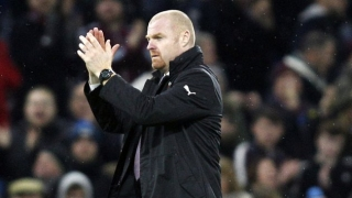 Burnley boss Dyche pleased with Gibson attitude