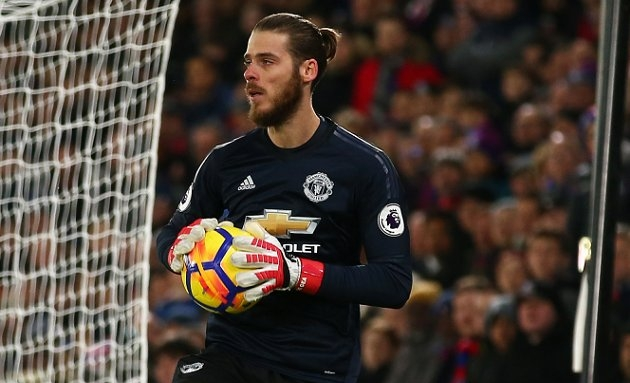 ​Man Utd keeper De Gea set to force through Real Madrid move