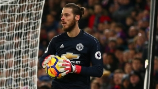 Man Utd willing to go to £350,000-a-week to keep De Gea