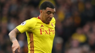 ​Watford striker Deeney wants solid Gray partnership