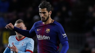 Barcelona midfielder Andre Gomes in talks with Arsenal