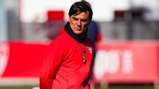 Sevilla coach Montella assures fans after Deportivo La Coruna draw
