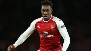 Arsenal striker Welbeck pleased with brace for Cup win
