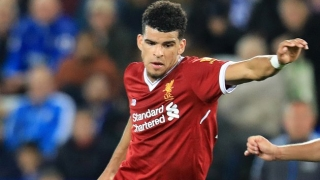 ​Crystal Palace target Liverpool striker Solanke in January