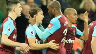 Stoke boss Lambert frustrated after West Ham 'blow'