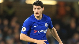 Juventus face AC Milan competition for Chelsea striker Alvaro Morata