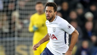 Tottenham midfielder Mousa Dembele rejects Inter Milan