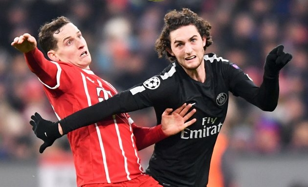 Arsenal boss Emery to return to PSG for Rabiot