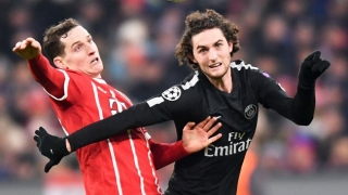 Man City, Tottenham interested in PSG midfielder Adrien Rabiot